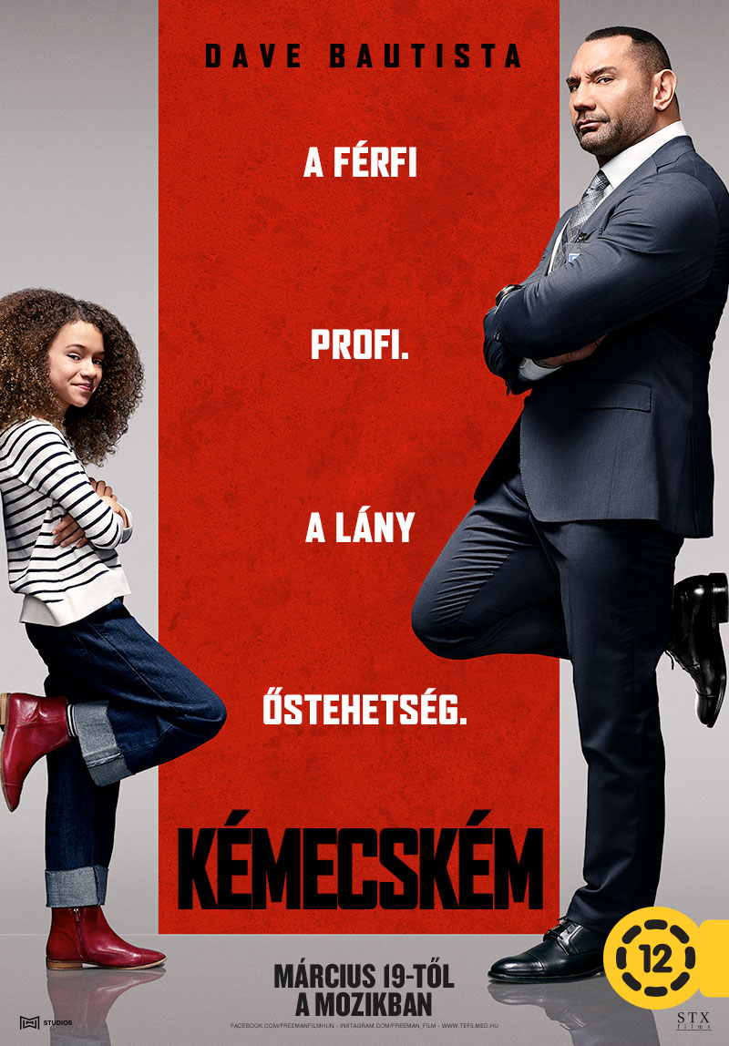 Kémecském_My Spy_Freeman Film
